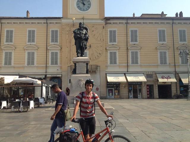 Rutigliano- Giuseppe Dell'aere- Dopo l'Italia, penso al Cammino di Santiago (2)