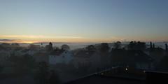 Misty Stavanger morning