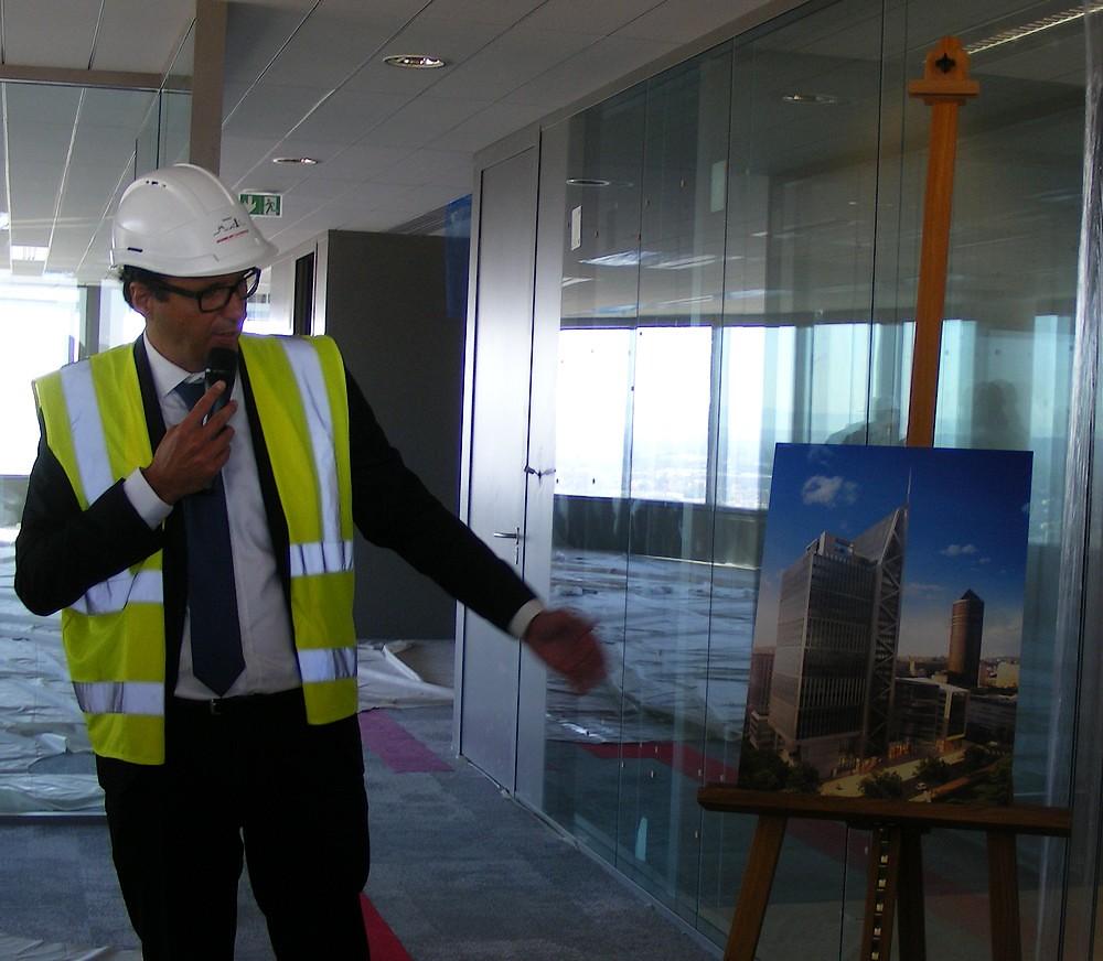 Lyon, les projets de tours se multiplient