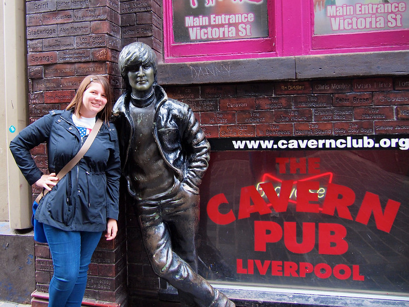 In Liverpool, England