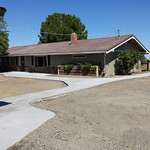 New Walkways And Front Patio In Rural Vacaville