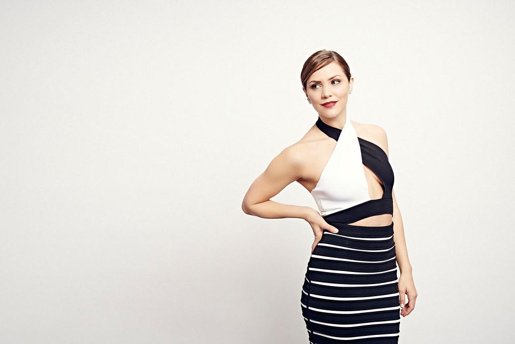 Кэтрин МакФи — Фотосессия на «People's Choice Awards» 2015 – 1