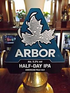 Arbor, Half-Day IPA, England