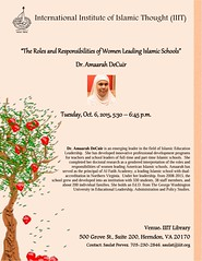 Dr. Amaarah DeCuir Oct. 6, 2015 event