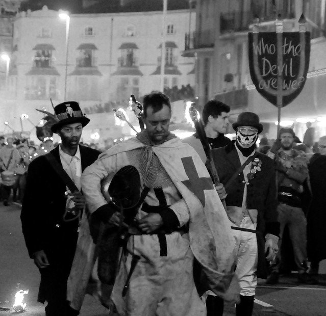 Hastings Bonfire Procession - (C) Jon Smalldon 2015 - All rights reserved