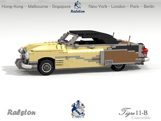 Ralston Tigre MkII-B Convertible - 1956