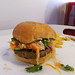 Dac Biet Burger - the banh mi burger