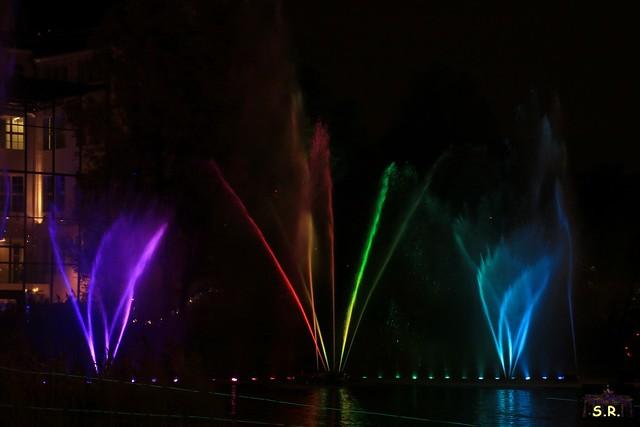 Festival of Lights 2015  Potsdamer Platz 19