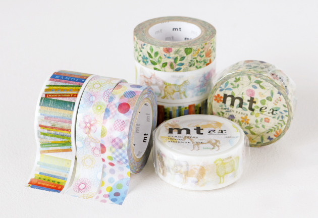 mt ex washi tapes