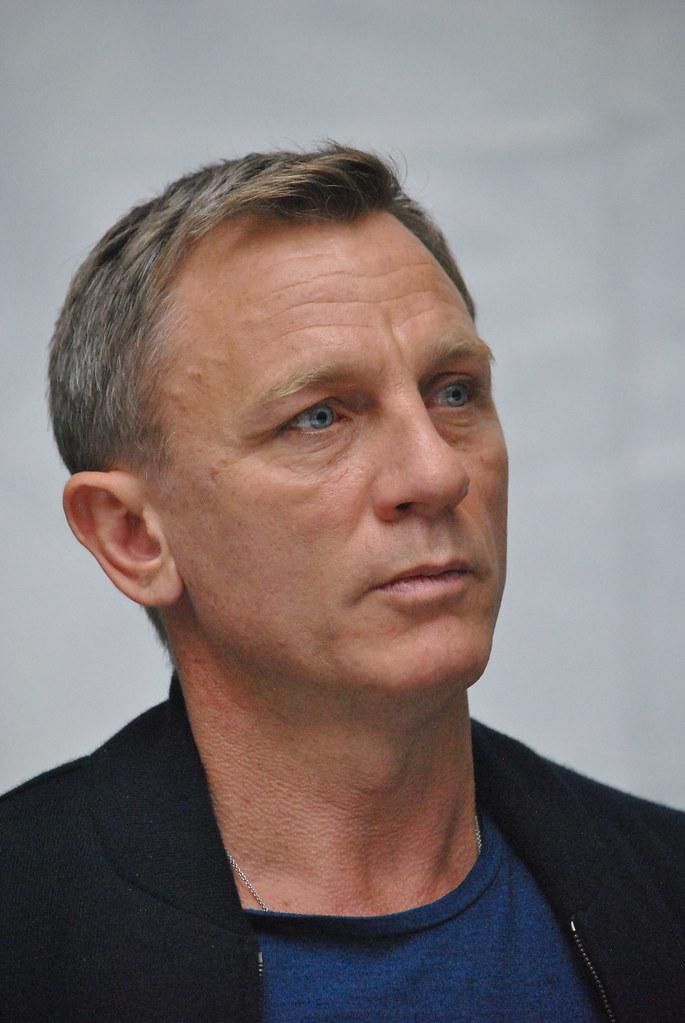 Дэниел Крэйг — Пресс-конференция «007: СПЕКТР» 2015 – 53