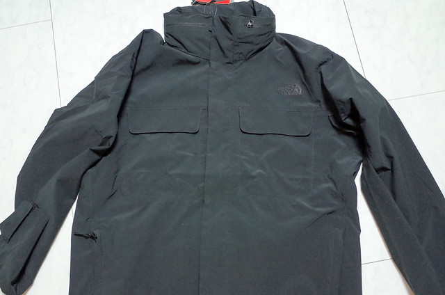 THE NORTH FACE NP21555 GLOBE TREKKER JACKET
