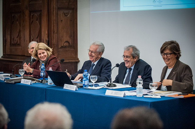 Quali risorse per il bilancio dell'UE e dell'Eurozona - Torino, 19 ottobre 2015