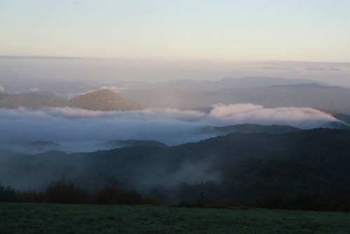 October in the Smoky Mountains: Part I