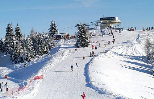 Třídenní skipas do lyžařské oblasti ALPE CIMBRA (FOLGARIA-LAVARONE) s 50% slevou