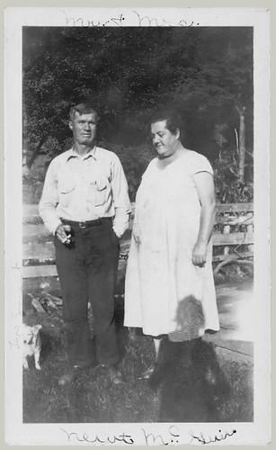 Mr. & Mrs. Newt McGuire