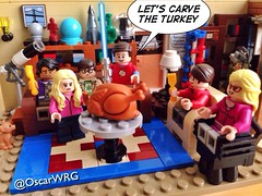 #LEGO #TheBigBangTheory #BigBangTheory #LEGOideas #Thanksgiving #TBBT #LEGOthanksgiving @bigbangtheory_cbs @starwars @lego_group @lego @bricknetwork @brickcentral