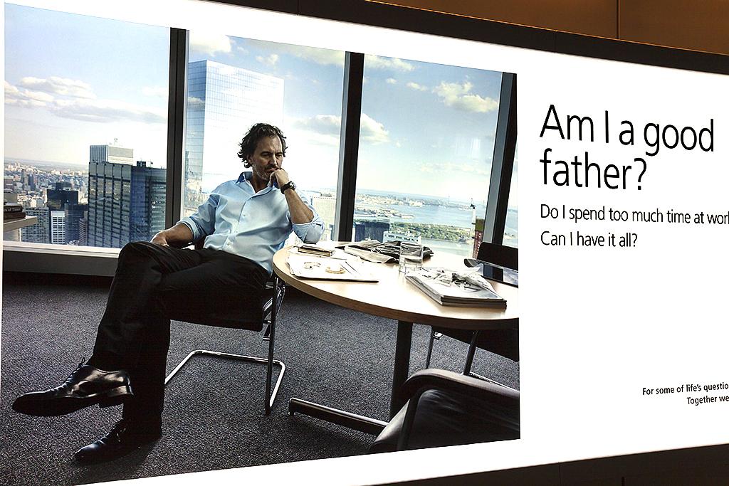Am I a good father--Frankfurt