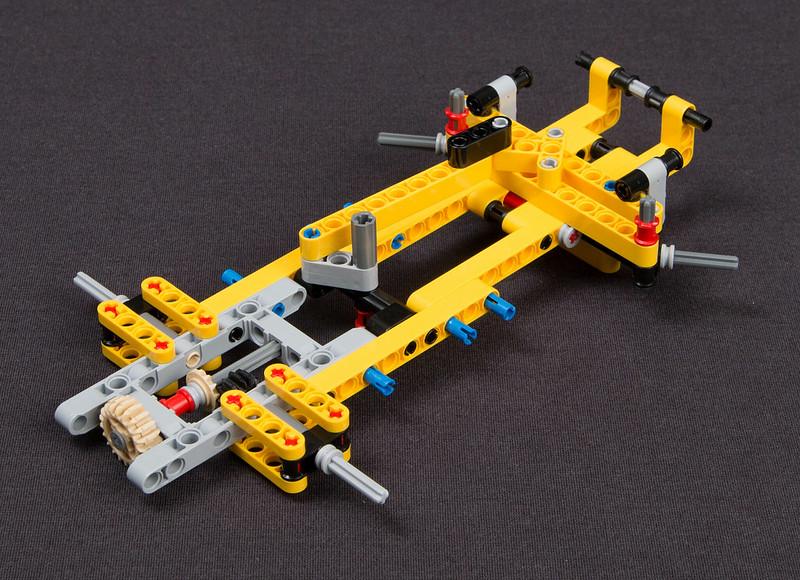 lego technic 42049 instructions
