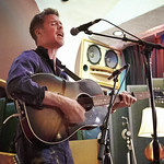 Fri, 06/11/2015 - 8:31am - Josh Ritter performs songs from Sermon on the Rocks for a lucky audience of WFUV Members at Electric Lady Studios in New York City. Session hosted by Rita Houston. Photo by Gus Philippas/WFUV