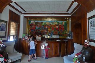 Vigan - Hotel Veneto lobby