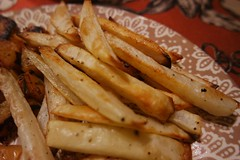 Day 63. Baked some really top notch fries, my friends. #100HappyDays