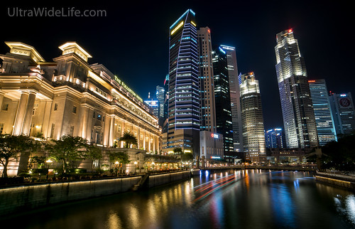 Golden City - Fullerton Hotel | by ultrawidelife.com