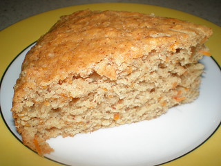 Country Carrot Cake