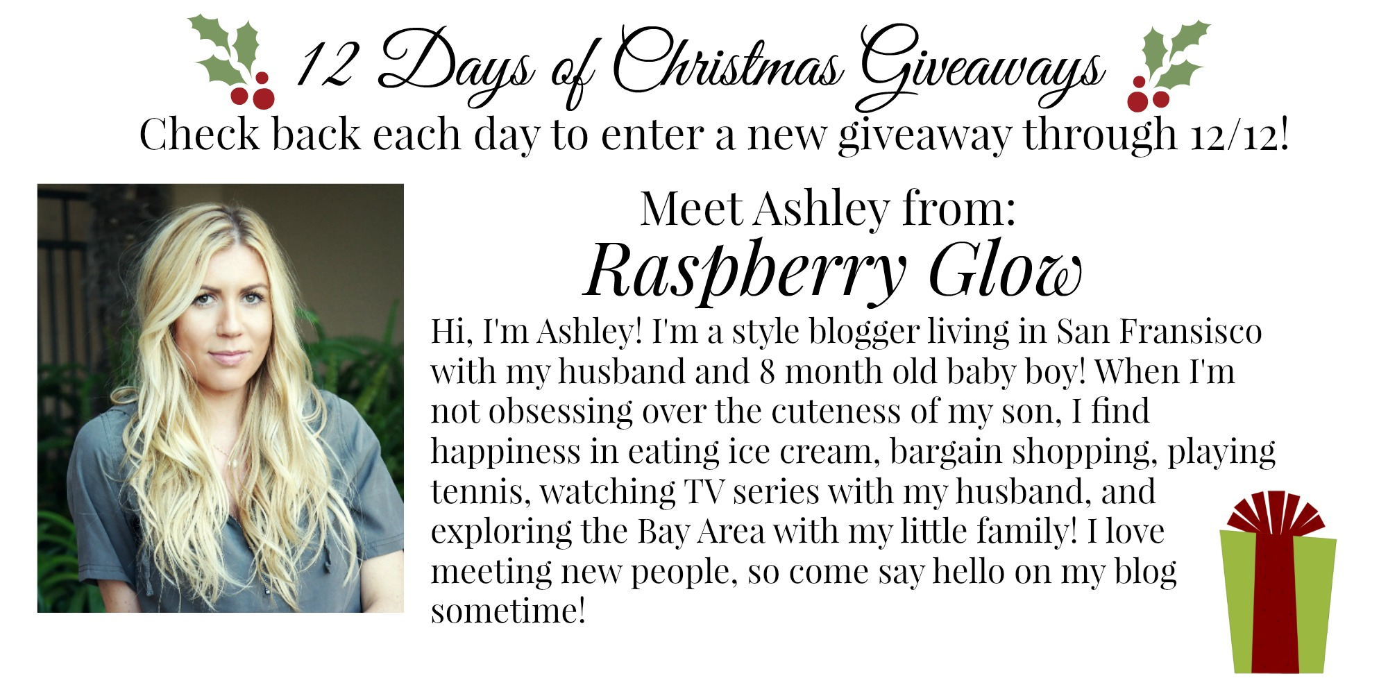 ashley raspberry glow