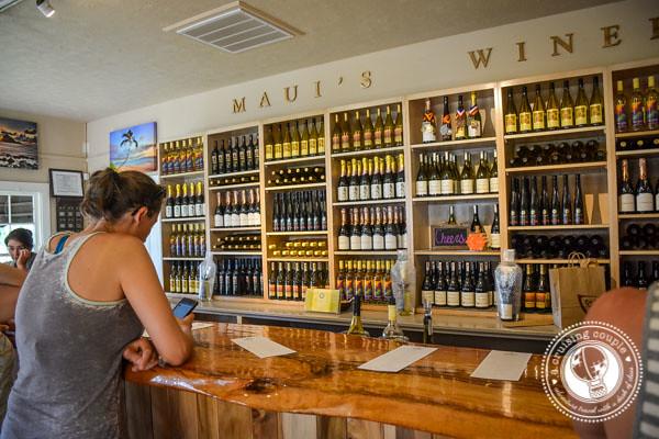 Maui Wines