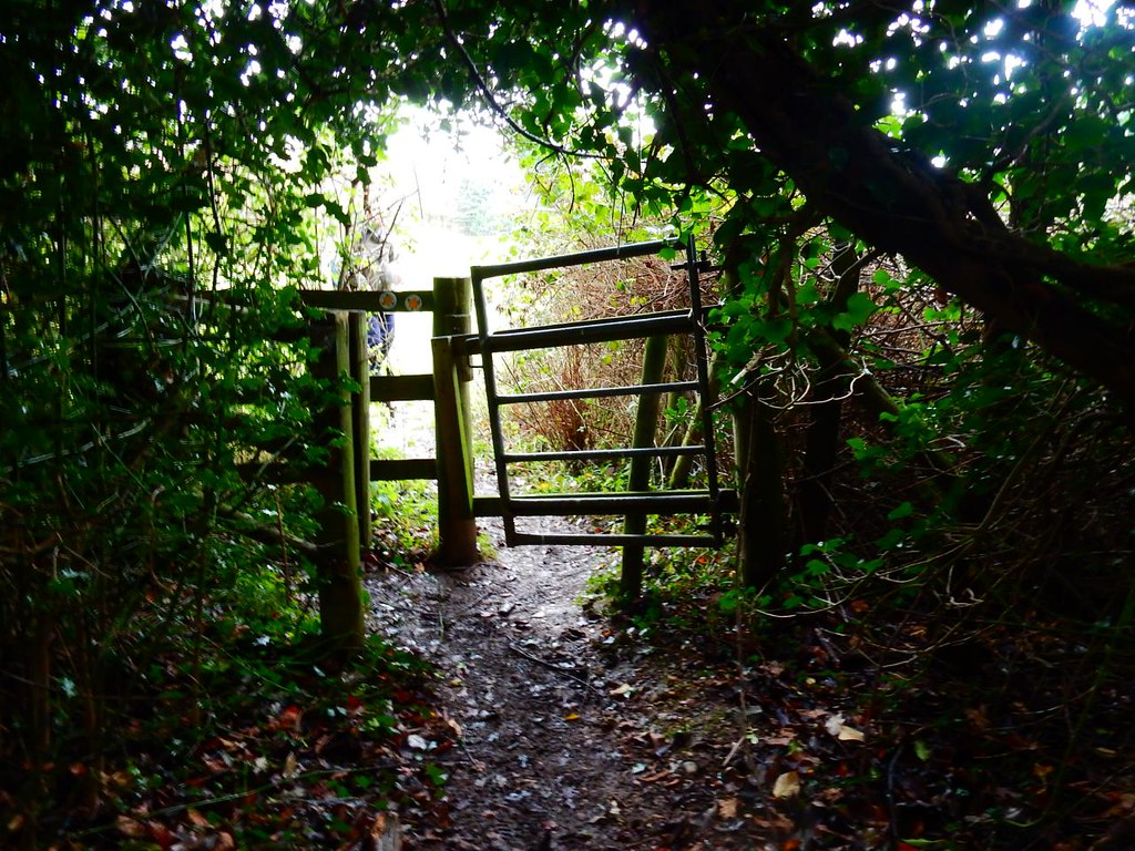 Shady gate Goring Circular via Hill Bottom