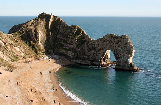 Durdle Door & 85. Weymouth to Lulworth Cove | Round the Island pezcame.com