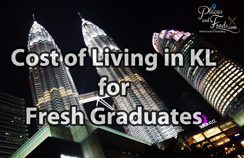 cost of living for fresh grads in kl large