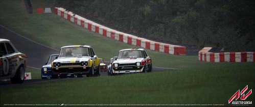Assetto Corsa Dream Pack 3 Escort