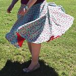 Cherry Best Skirt