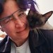 glasses are good for headbutting by Liz Henry