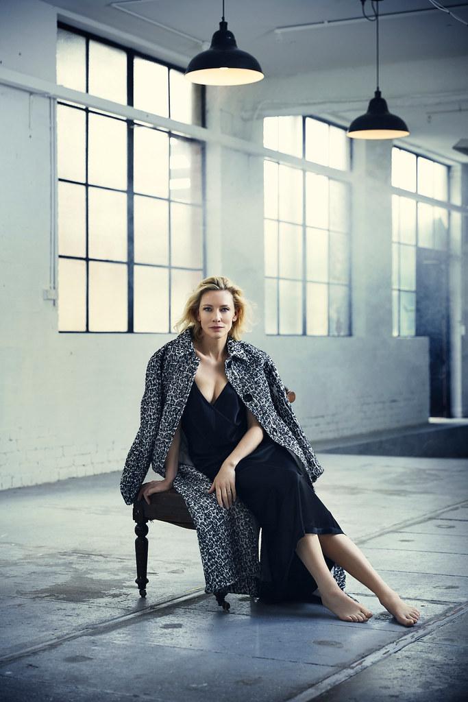 Кейт Бланшетт — Фотосессия для «Rhapsody» 2016 – 2