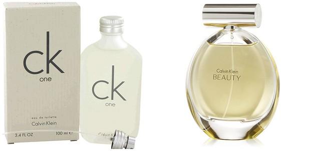 perfumes Calvin Klein para hombre y mujer