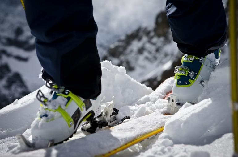 Boty pro skialpinismus a skitouring 16/17, 1.díl