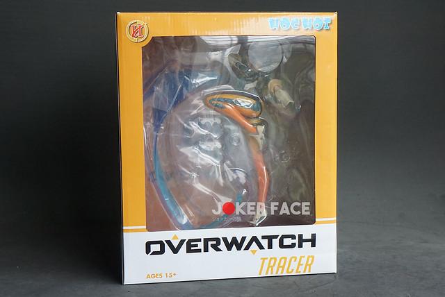 Mô hình Tracer - OverWatch
