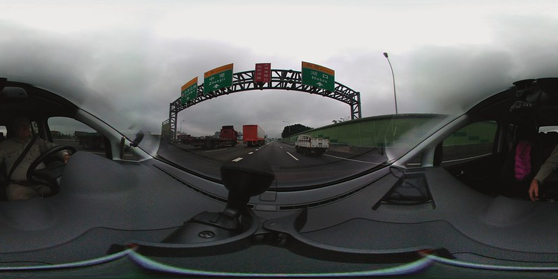 360 Shots From the Car