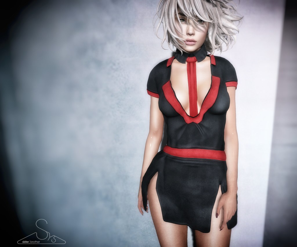 [sYs] URSULE dress - SecondLifeHub.com