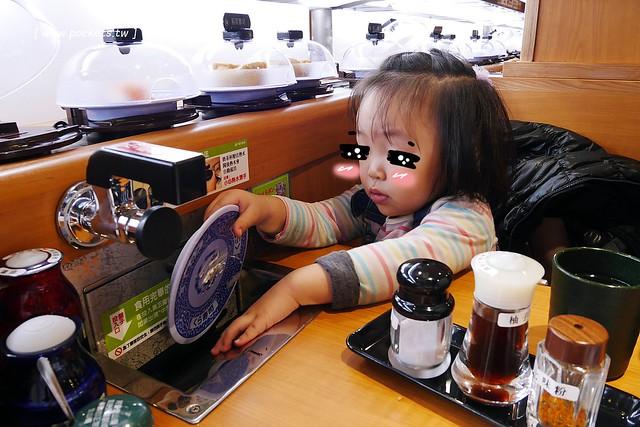 32369487435 d41e5632fc z - 【台中西屯】藏壽司(くら寿司):首間街邊店進駐台中福科路,日本土藏造型街邊店外觀,吃5盤可以轉一次扭蛋很童趣