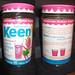 Vintage Nestle's 13 oz KEEN Punch Drink Mix Jar