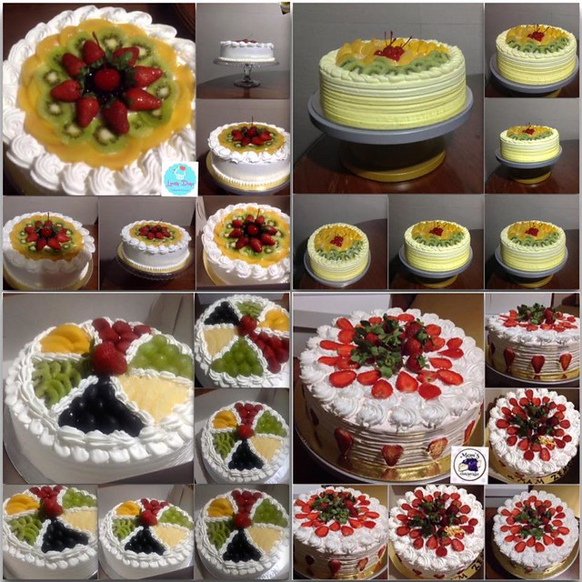 Freshfruit Cheesecake by Rosalie S. Solacito of Mom's Cheesecake/ lovely days cakes & pasties