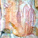 Small photo of NT433 Aboriginal Rock Art Katherine Gorge