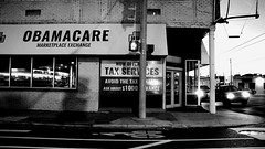 Change of Dynasty: from Obama Care to Tax Service