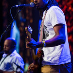 Fri, 17/03/2017 - 5:33pm - Black Joe Lewis and the Honeybears Live at SXSW Radio Day Stage Powered by VuHaus 3.17.17 photographer: Sarah Burns