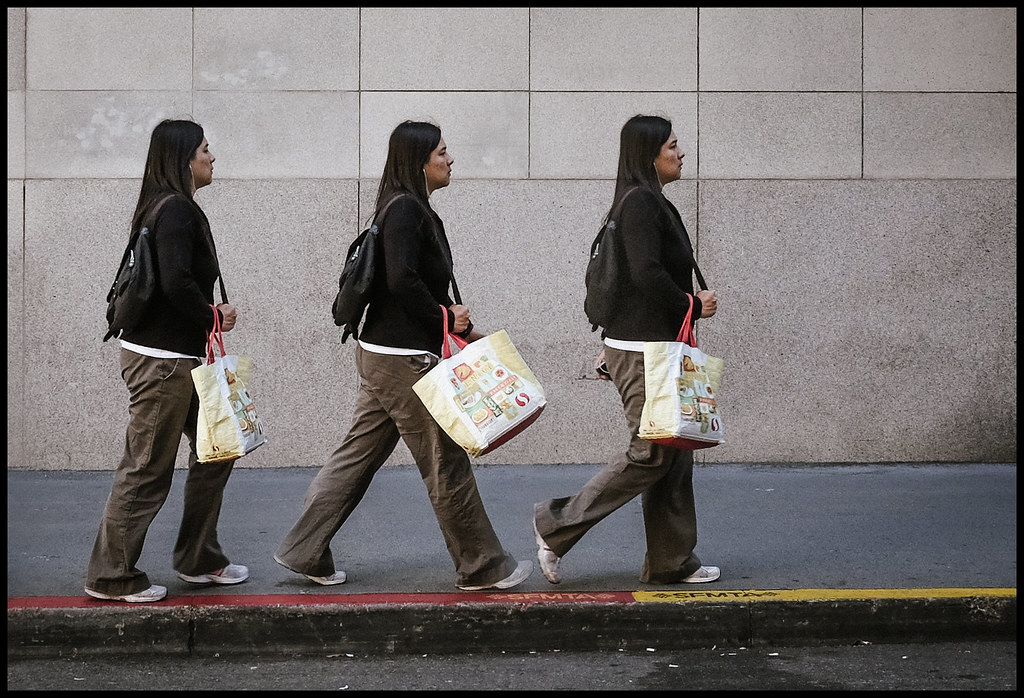Triplets - San Francisco - 2015