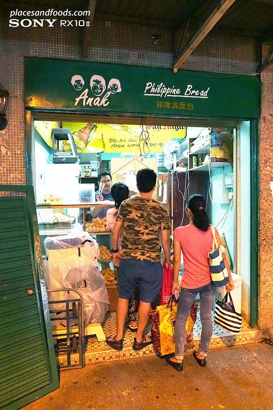 anak philippines bread macau