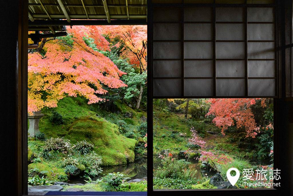京都賞楓景點 琉璃光院 30